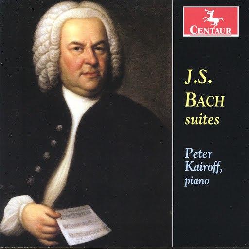 Johann Sebastian Bach альбом Bach: Suites