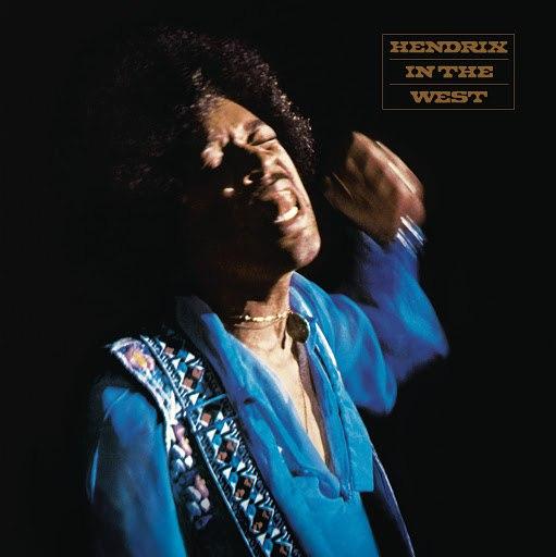 Jimi Hendrix альбом In the West