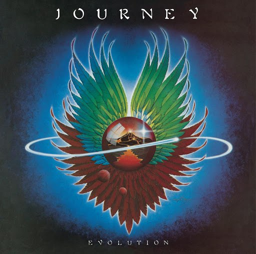Journey альбом Evolution