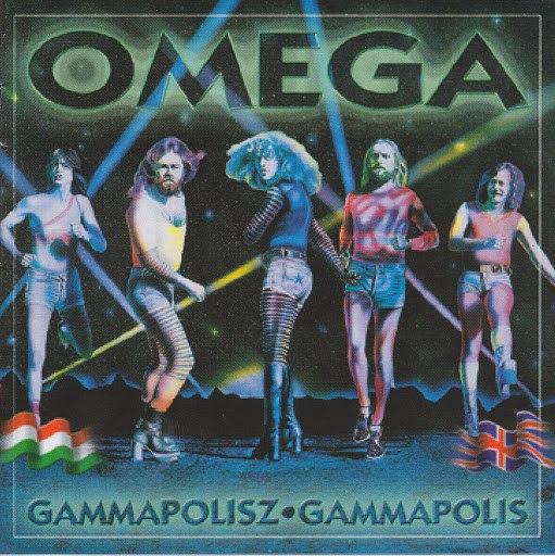 Omega альбом Gammapolisz (Gammapolis)