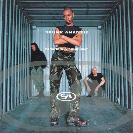 Skunk Anansie альбом Paranoid and Sunburnt