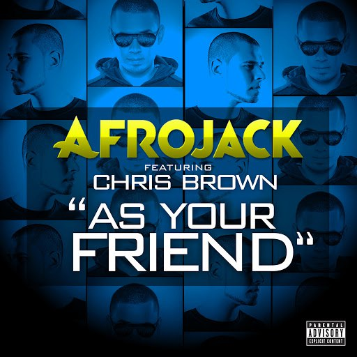 Afrojack альбом As Your Friend