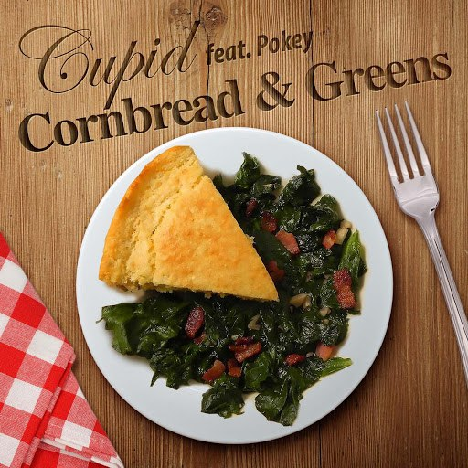 Cupid альбом Cornbread and Greens (feat. Pokey)