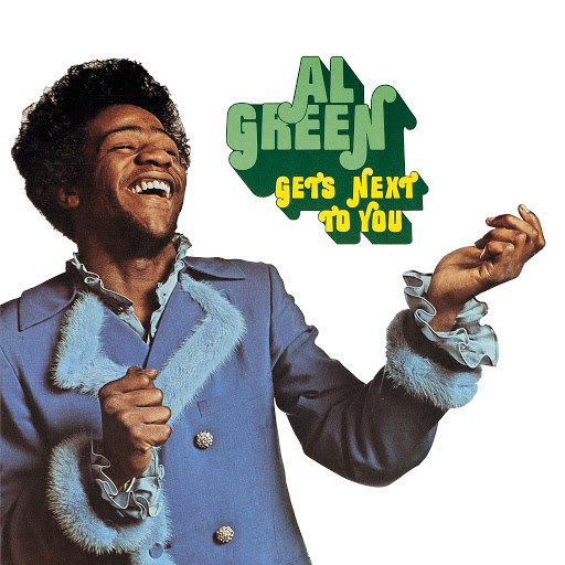 Al Green альбом Gets Next To You