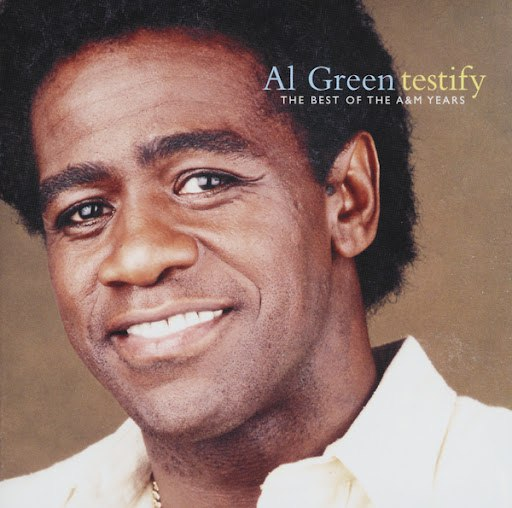 Al Green альбом Testify: The Best Of The A&M Years