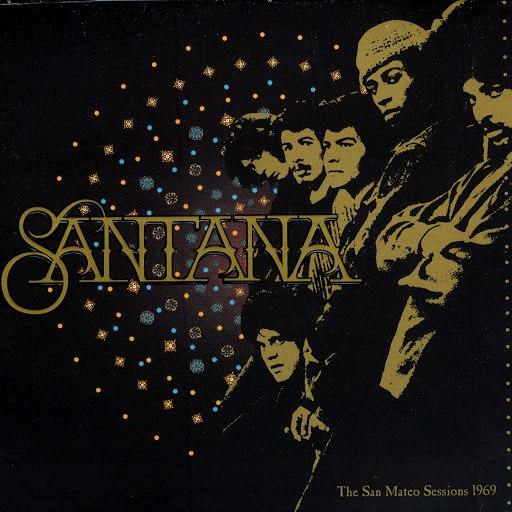Santana альбом The San Mateo Sessions 1969