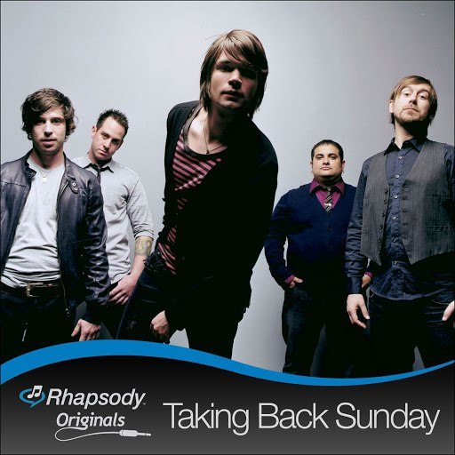 Taking Back Sunday альбом Rhapsody Originals