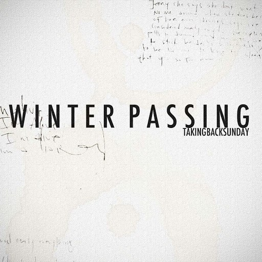 Taking Back Sunday альбом Winter Passing