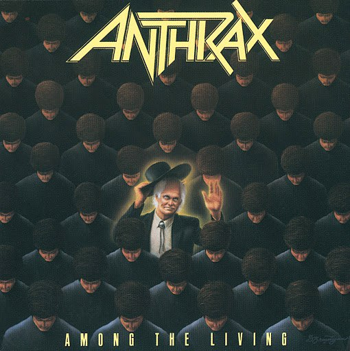 Anthrax альбом Among The Living