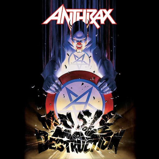 Anthrax альбом Music of Mass Destruction
