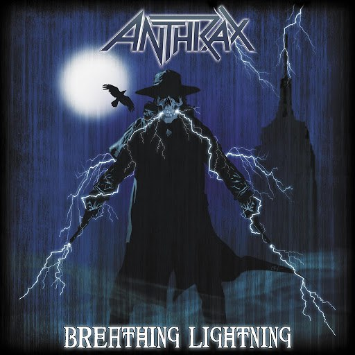 Anthrax альбом Breathing Lightning