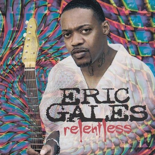 Eric Gales альбом Relentless