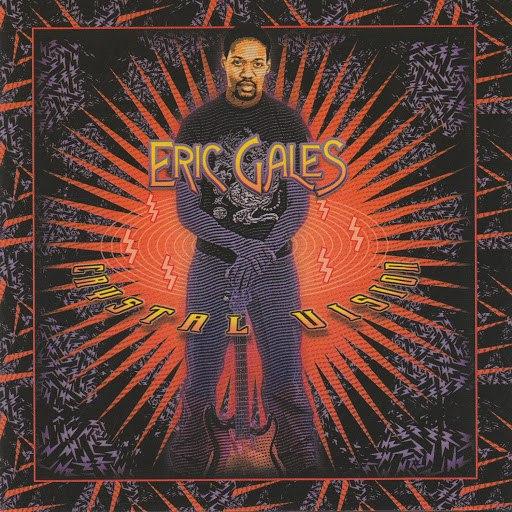 Eric Gales альбом Crystal Vision
