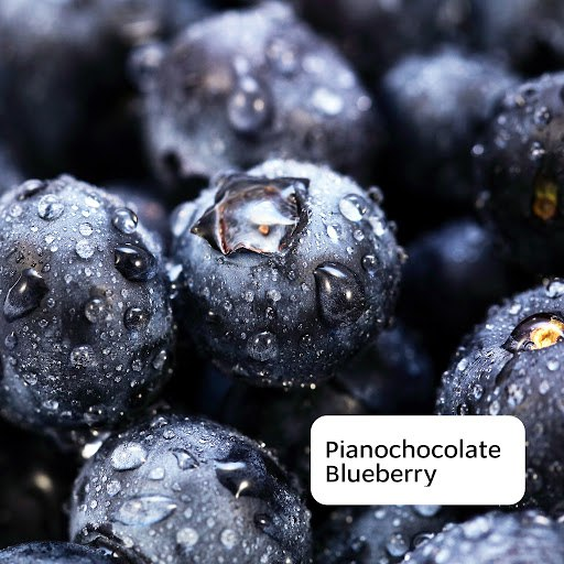 Pianochocolate альбом Blueberry