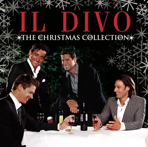 Il Divo альбом The Christmas Collection