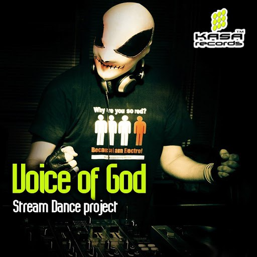 Stream Dance Project альбом Voice of God