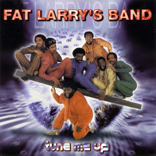 Fat Larry's Band альбом Tune Me Up
