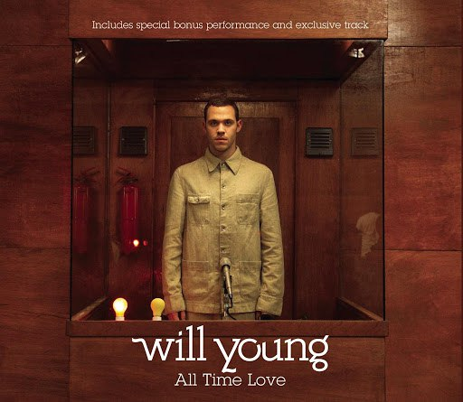 Will Young альбом All Time Love