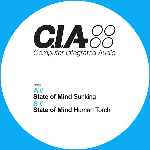 State Of Mind альбом Sunking / Human Torch