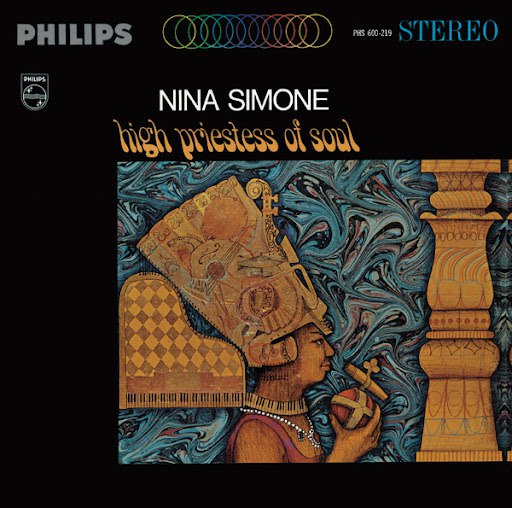 Nina Simone альбом High Priestess Of Soul