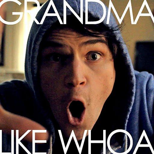 JULIAN SMITH альбом Grandma Like Whoa
