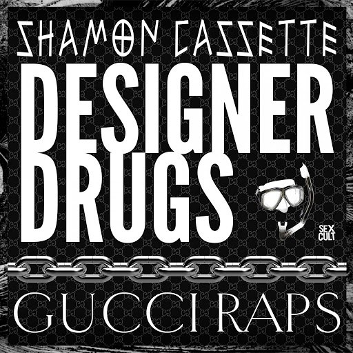 Designer Drugs альбом Gucci Raps