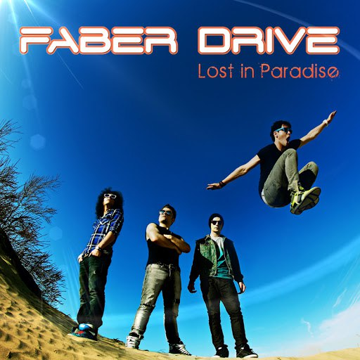 Faber Drive альбом Lost in Paradise