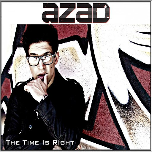 Azad альбом The Time Is Right