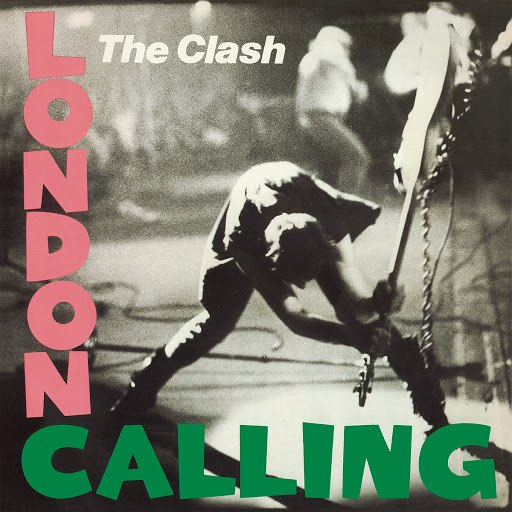 The Clash альбом London Calling