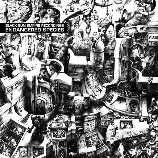 Black Sun Empire альбом Endangered Species