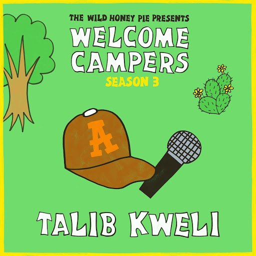 Talib Kweli альбом Get By (Welcome Campers) [feat. On An On]