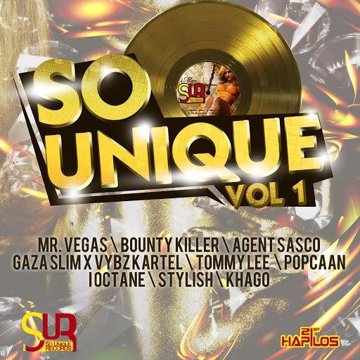 Tommy Lee альбом So Unique Vol.1
