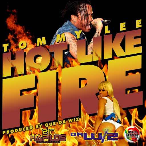 Tommy Lee альбом Hot Like Fire