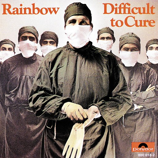Rainbow альбом Difficult To Cure (Remastered)