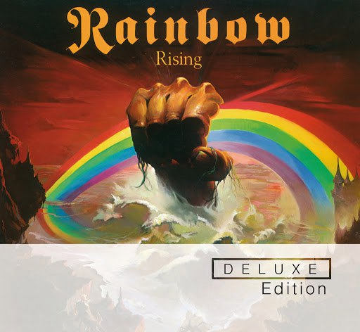 Rainbow альбом Rising (Deluxe Expanded Edition with PDF Booklet)