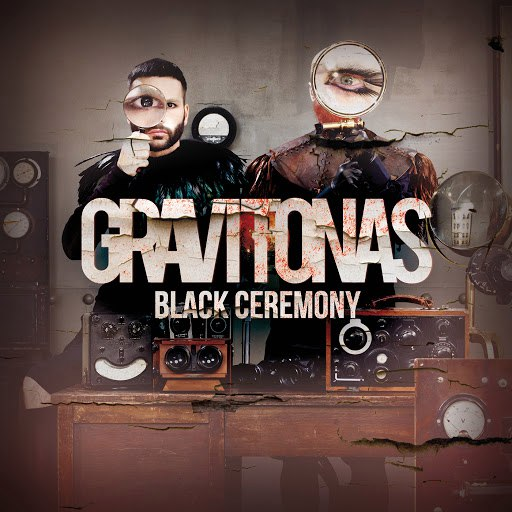 Gravitonas альбом Black Ceremony EP