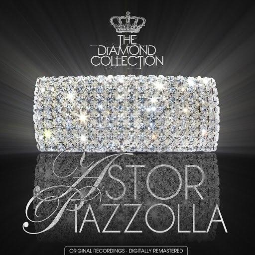 Астор Пьяццолла альбом The Diamond Collection