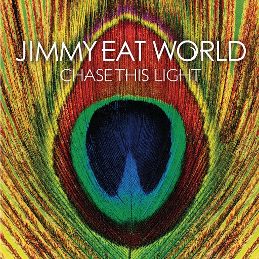 Jimmy Eat World альбом Chase This Light (International Version)