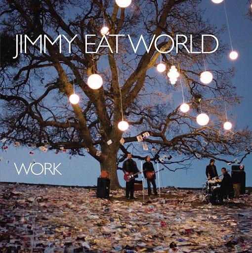 Jimmy Eat World альбом Work (International Version)