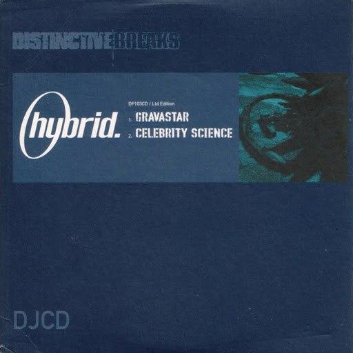 Hybrid альбом Gravastar/Celebrity Science