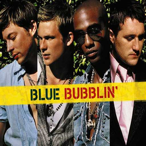 Blue альбом Bubblin