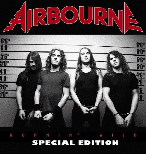 Airbourne альбом Runnin' Wild (Special Edition)