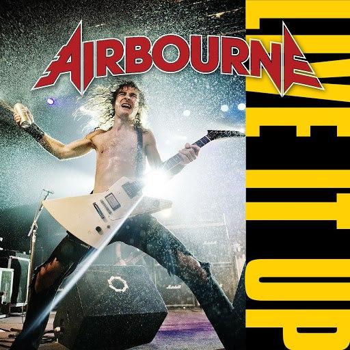 Airbourne альбом Live It Up