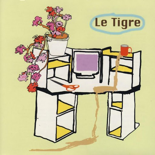 Le Tigre альбом From the Desk of Mr. Lady