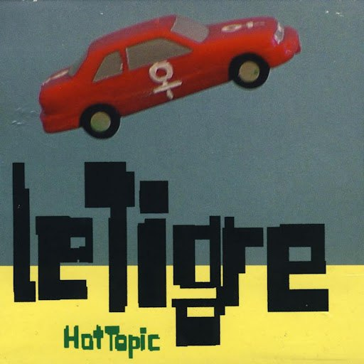 Le Tigre альбом Hot Topic (41 Small Stars Remix) by DJ Ham and Cheese on Rye