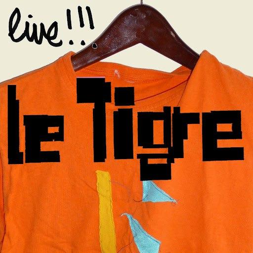 Le Tigre альбом Le Tigre Live!