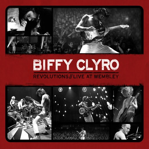 Biffy Clyro альбом Revolutions: Live at Wembley