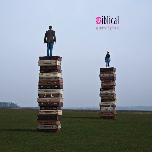 Biffy Clyro альбом Biblical