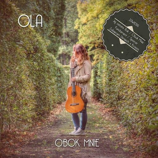 Ola альбом Obok mnie