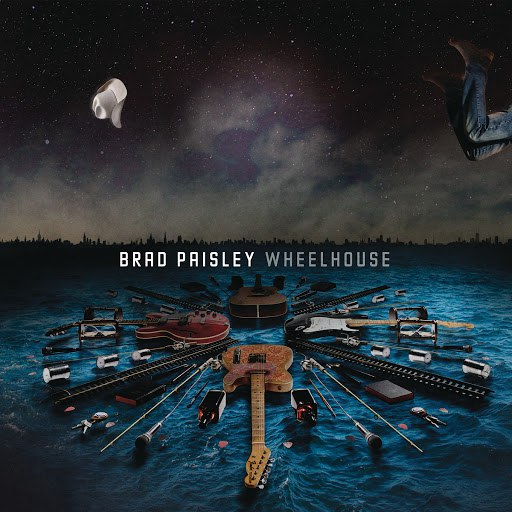 Brad Paisley альбом Wheelhouse (Deluxe Version)